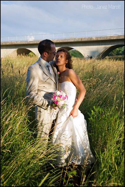 Poročna fotografija - Janez Marolt