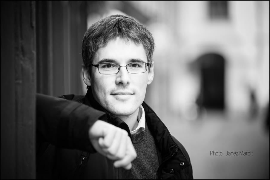 Portret - Peter Prinčič, arhitekt