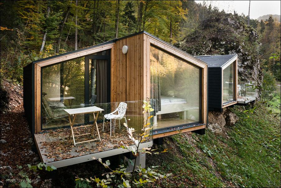 Ekokoncept-Bled- pogled na terase