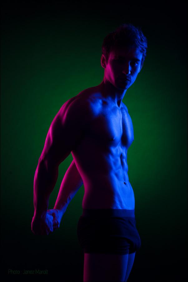 fitness fotografija - builder Jaka Čujež