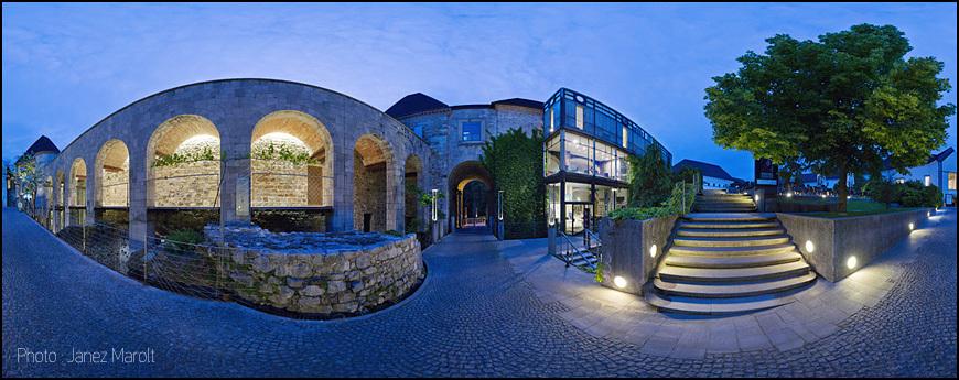 Panoramska fotografija - Ljubljnski grad - Janez Marolt