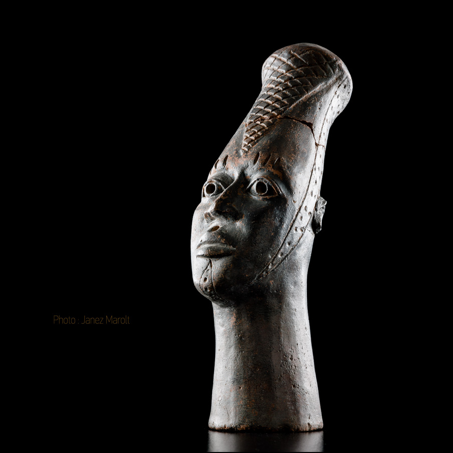 Fotografiranje kipov in drugih umetniških izdelkov - produktna fotografija : Janez Marolt - African statue photo: Janez Marolt