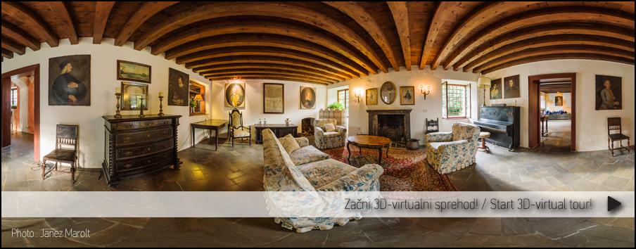Castello_di_Strassoldo_Visita_Virtuale_3D-Virtualni_sprehod