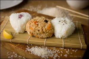 Fotografija japonske hrane