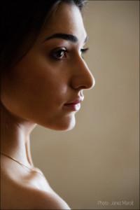 Boudoir fotografiranje - Zala Djuric Ribic - Portret. Boudoir fotografija: Janez Marolt