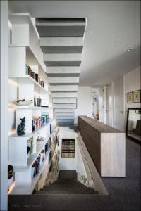 Demšar arhitekti - Hiša Caspar - stopnice