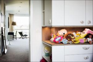 Demšar arhitekti - Hiša Caspar - otroška soba