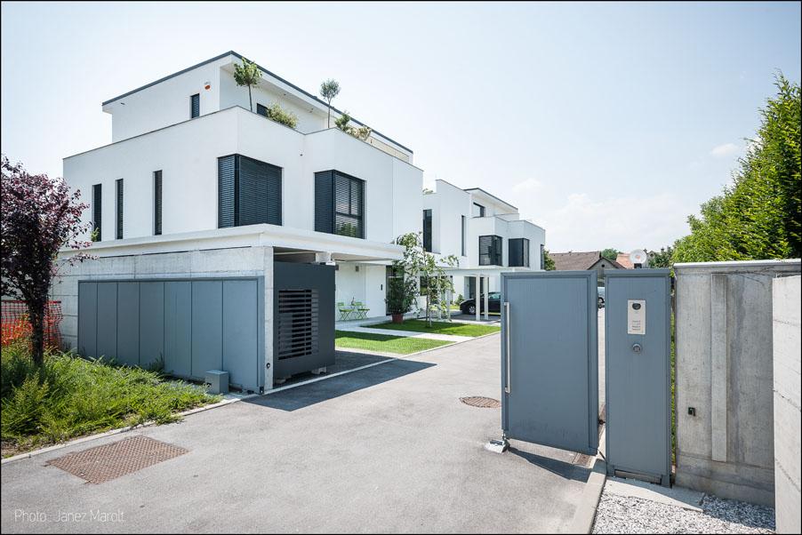 Demšar arhitekti - Hiša Caspar - zunanjost