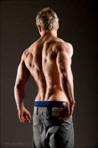 Fitness-bodybuliding fotografija