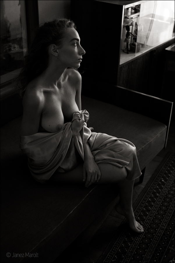 Boudoir fotografija - Janez Marolt
