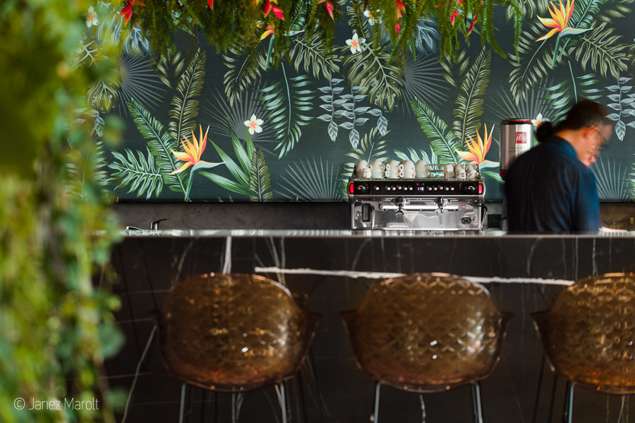 Fotografiranje hotelov - Hotel Central, Lounge Profesionalni arhitekturni fotograf: Janez Marolt