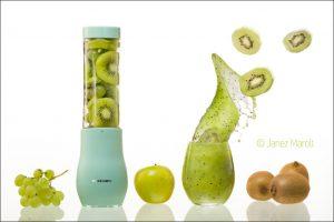 Image fotografija izdelka - MixiGo mikser - Zelen