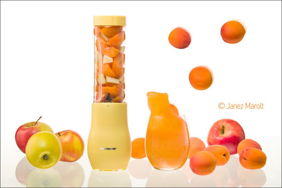 Image fotografija izdelka - MixiGo mikser - Oranžen