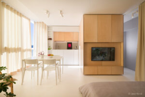 Fotografija interierja stanovanja - Poletna atmosfera v stanovanju.